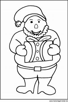 Ausmalbilder Vom Weihnachtsmann Ausmalbild Vom Weihnachtsmann Kostenlose Malvorlagen Zu