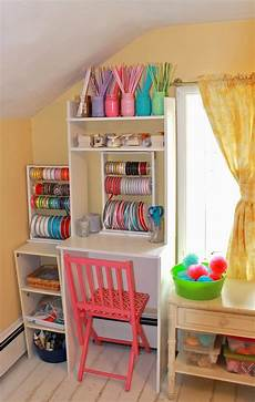 pretti blog 10 ways to organize your craft room or