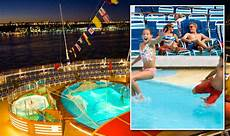 cruise news carnival cruise line scraps adults only aft pools seven of its ships cruise
