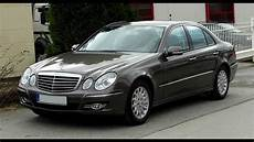 Buying Review Mercedes E Class W211 2003 2009