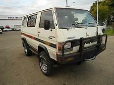 Mitsubishi 1983 Sc L300 4x4 2 6 Litre Manual Front