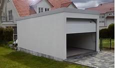 Cout Garage Toit Plat L Impression 3d