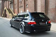 Edo Competition Sharpens Up Bmw E60 M5 Touring With