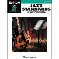 essential elements guitar hal leonard jazz standards essential elements guitar ensembles musician s friend