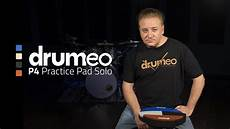 The Drumeo P4 Practice Pad By Pat Petrillo