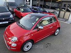 Fiat 500 1 2 69 Ch Eco Pack Lounge Bvm5 Essence Neuf