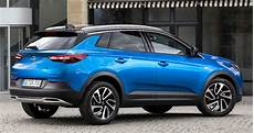 Official 2018 Opel Grandland X
