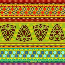 Afrikanische Muster Malvorlagen Xing Afrikanische Muster Vektoren Fotos Und Psd Dateien