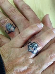 40 sweet meaningful wedding ring tattoos ring tattoo