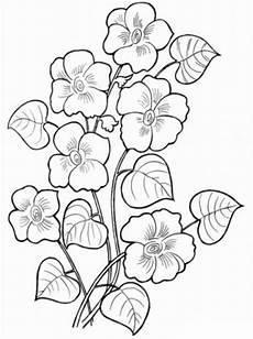 Malvorlagen Herz Xing Blumen Als Malvorlage