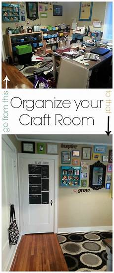 how to organize your craft room my craftily ever after