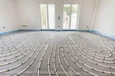 Was Kostet Fußbodenheizung - fu 223 bodenheizung kosten das kostet die fl 228 chenheizung