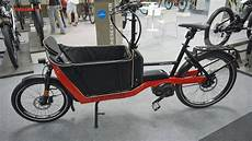 Lasten E Bike - riese und m 252 ller lasten e bike packster 40 vorstellung