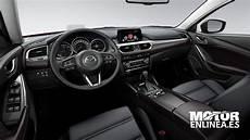 Mazda 6 Innenraum - mazda 6 2017 interior