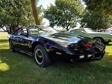 pontiac trans am coupe 1983 black for sale