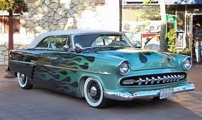 Inovatif Cars 1950 Mercury