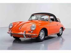 1965 Porsche 356 C Cabriolet For Sale Classiccars