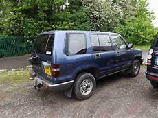 manual repair free 1995 isuzu trooper on board diagnostic system isuzu 1995 trooper duty lwb blue spares or repair car for sale