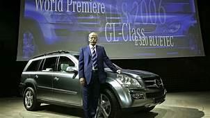 Mercedes Benz Admits To Chrysler Merger Mistake