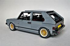 Lego Golf Gti - iconic vw golf gti mk1 in lego the brothers brick the