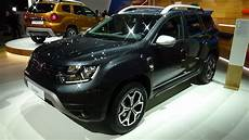2018 Dacia Duster Prestige Exterior And Interior Iaa