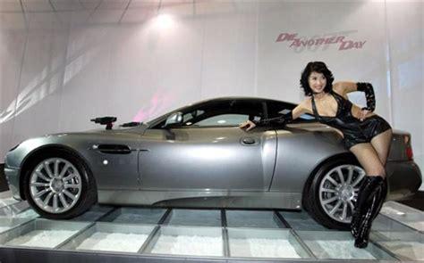 The Stunning James Bond Cars