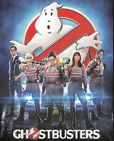Ghostbusters 2016 Besetzung - review ghostbusters 2016 silencers