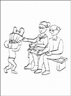 Gratis Malvorlagen Oma Und Opa праздники раскраски для детей страница 2