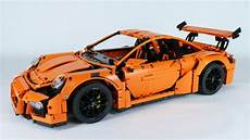 lego technic 42056 porsche 911 gt3 rs modified
