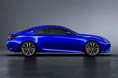 2019 lexus rc coupe gets sleeker styling and stiffer