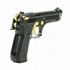 pistolet à blanc pistolet 224 blanc ekol firat magnum beretta 92 gold