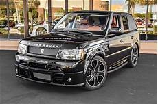 2010 range rover sport supercharged with a revere kit