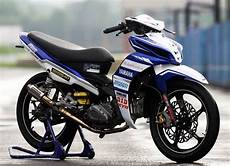 Modifikasi Jupiter Z Road Race Harian by Gambar Modifikasi Jupiter Z Road Race Paling Sporty Dan Keren