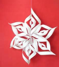 Weihnachtsdeko Basteln Aus Papier - papier basteln eine schnelle idee zu weihnachten