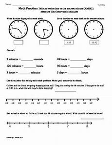 practice time worksheets 3rd grade 3455 3 md 1 elapsed time part1 3rd grade common math worksheets 4th 9 weeks