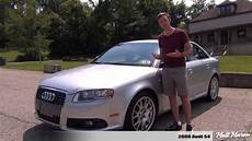 review 2006 audi s4 manual a rare combo youtube