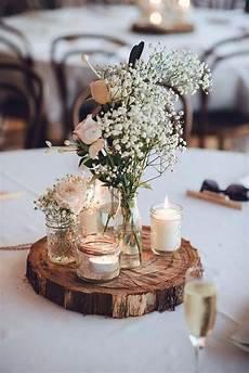 Wedding Table Centres Ideas