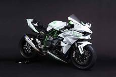 2016 Kawasaki H2r In White Livery Is The Of