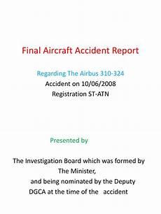 accident recorder 1998 volvo v90 instrument cluster final aircraft accident report presentation flight recorder tire