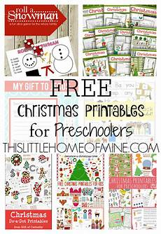 free christmas printables for preschoolers this little home of mine