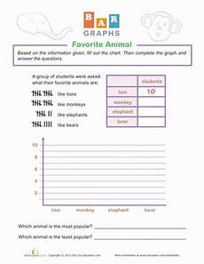 2nd grade math worksheet bar graphs 2nd grade graphing data worksheets free printables