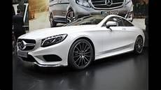 Neues Mercedes S Klasse Coupe 2014 Auf Dem Genfer