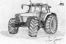 kleurplaten tractors deere ackerschlepper