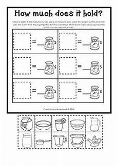 non numeric patterns 4th grade worksheets 479 how much is one liter worksheets third grade science and math measurement