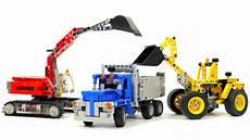 Lego Technic Build lego technic construction crew 42023 lego speed build