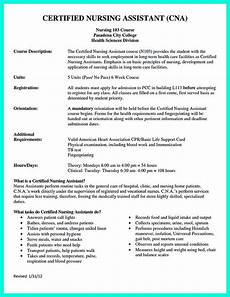 it s not quite difficult to make can resume there are some good choices of cna resume sle