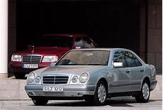 Mercedes E Klasse W210 Specs Photos 1995 1996