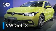 Traditionell Weltpremiere Vw Golf 8 Motor Mobil