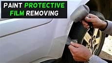 how to remove protection car youtube