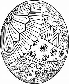 easter egg mandalas theme coloring book by debbie madson tpt